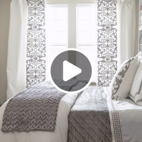 Bedroom Reveal with Atlanta Fashion Blogger, Macy Stucke